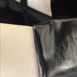 Calvin Klein Bags - Calvin Klein Black and White Tote